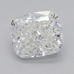 0.7 Carat F-SI1 Cushion Diamond