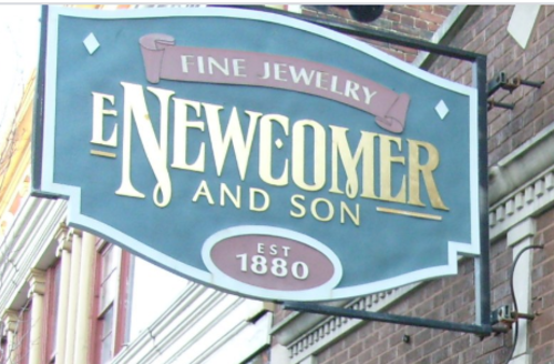 e-newcomer-and-son-jewelers-nappanee-in_logo