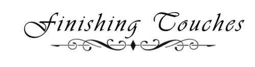finishing-touches-by-francie-addison-tx_logo